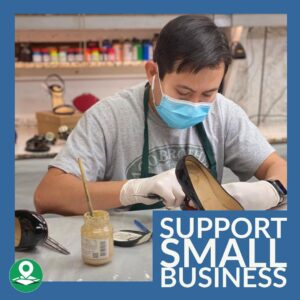 Leather Repair Small Business Marketing
